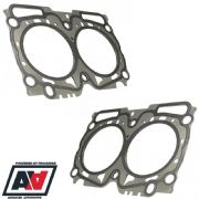 Genuine Subaru EJ257 0.8mm Head Gasket Pair For Impreza EJ257 WRX STI 06-14